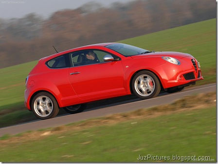 Alfa Romeo MiTo UK Version11