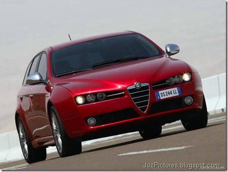 Alfa Romeo 159 Sportwagon 3