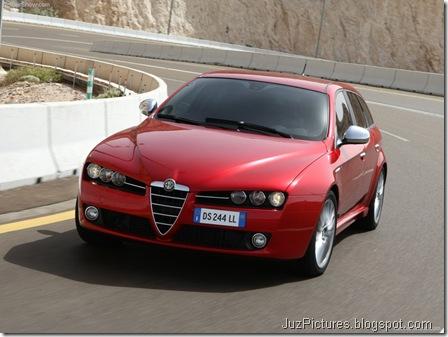 Alfa Romeo 159 Sportwagon 7