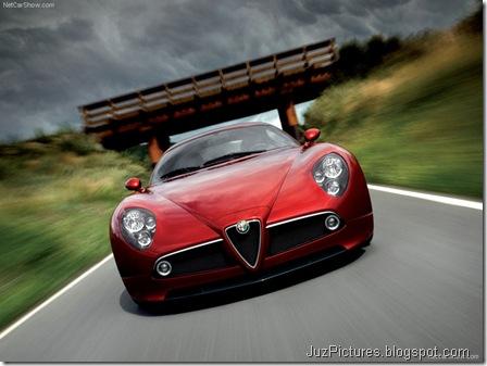 Alfa Romeo 8c Competizione6