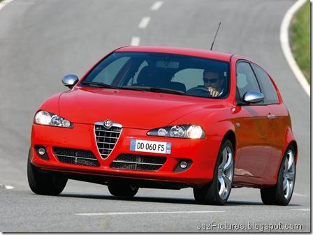 Alfa Romeo 147 Q25