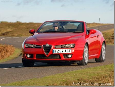 Alfa Romeo Spider UK Version5