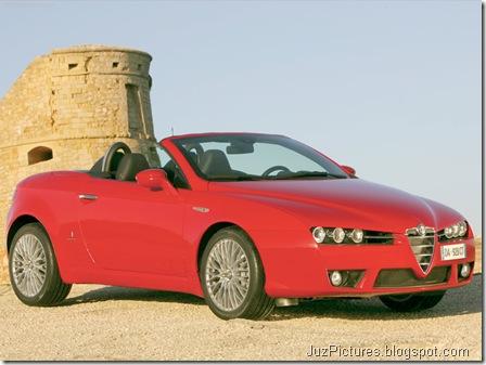 Alfa Romeo Spider8