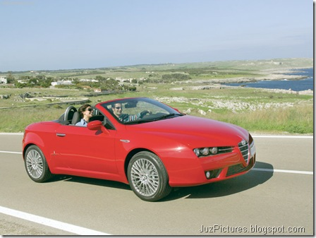Alfa Romeo Spider14