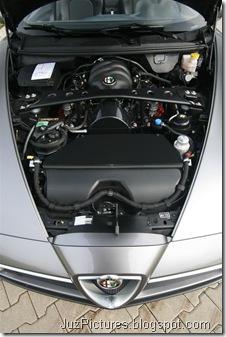 Alfa Romeo 8C Spider Kompressor by Novitec24