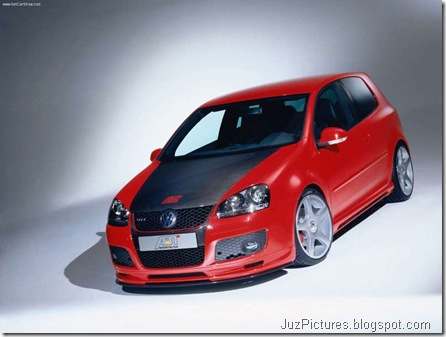 2005 ABT VW Golf GTI - Front1