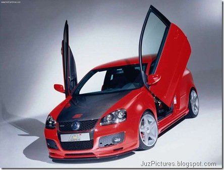 2005 ABT VW Golf GTI - Front2