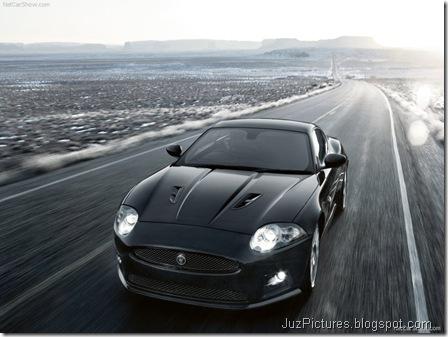 Jaguar XKR-S - Front4