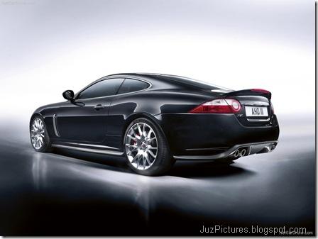 Jaguar XKR-S - Front12