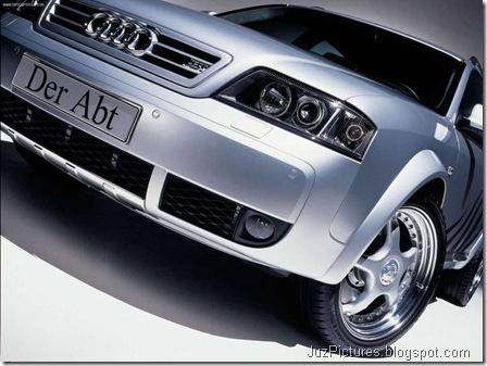 ABT Audi allroad quattro7