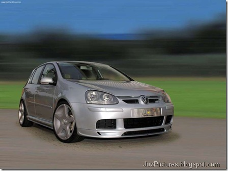 2005 ABT VW Golf - Front
