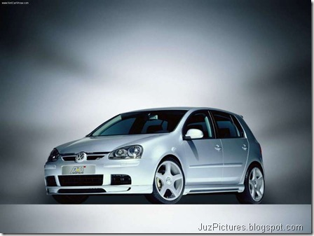 2005 ABT VW Golf - Front1