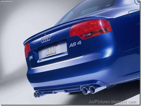 2005 ABT Audi AS4 - Front Angle6