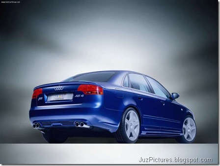 2005 ABT Audi AS4 - Front Angle2