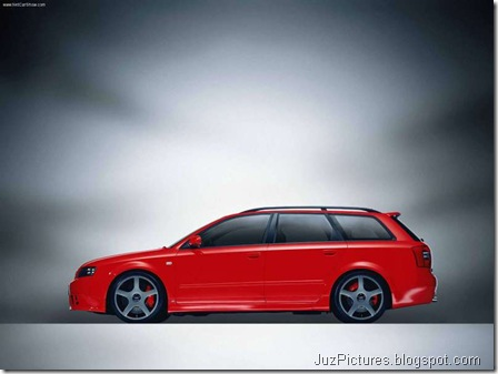 2004 ABT Audi AS400 - Front Angle1