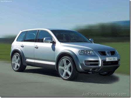 2003 ABT VW Touareg  1