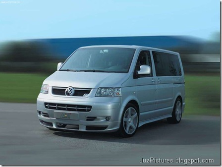2003 ABT VW Sporting Van T5 1