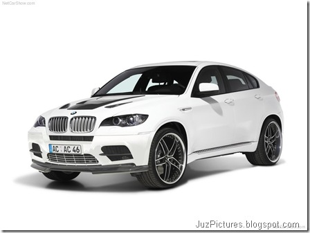 AC Schnitzer BMW X6 M4