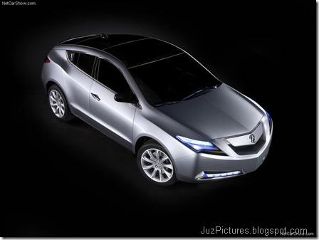 Acura ZDX Concept1