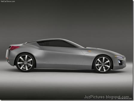 Acura Advanced Sports Car Concept 2