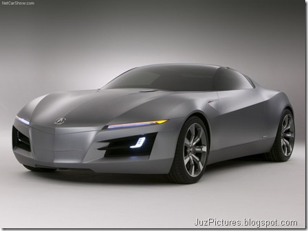 Acura Advanced Sports Car Concept 1