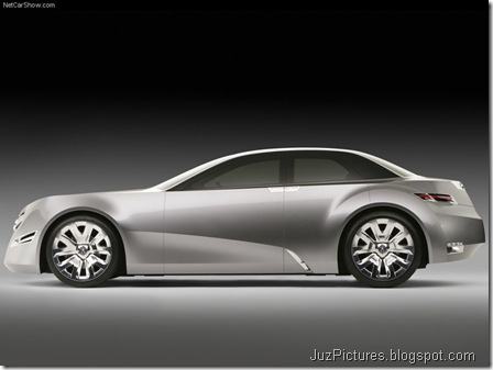 Acura Advanced Sedan Concept 2