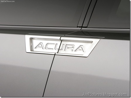Acura Advanced Sedan Concept 7
