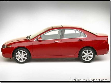 Acura TSX12