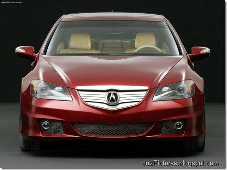 Acura RL ASPEC Concept 2