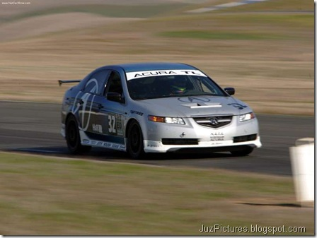 Acura TL 25 Hours of Thunderhill 5