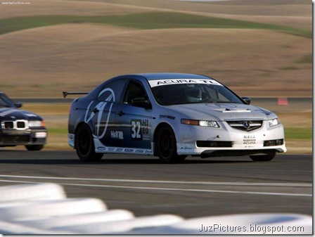 Acura TL 25 Hours of Thunderhill10