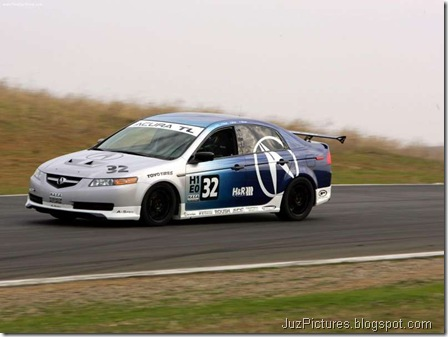 Acura TL 25 Hours of Thunderhill11