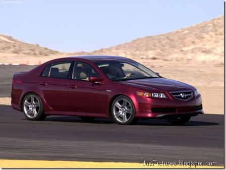 Acura TL with ASPEC Performance Package2