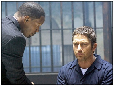 Law Abiding Citizen movie blacktale