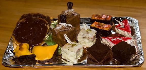 Gode foedselsdags kager fra Makaros i Maarslet. Strandvejens bageri Risskov & Langenaes bageriet Aarhus