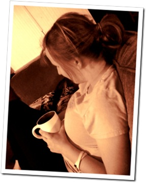elisabeth coffee sepia