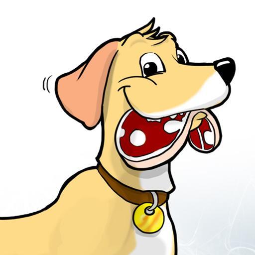 書籍必備App Собака и её тень LOGO-綠色工廠好玩App