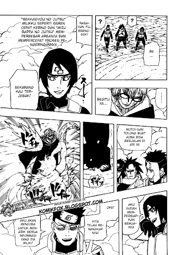 Loading Komik Naruto Page 9...