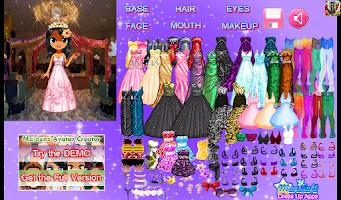 Screenshot of Maidens Prom Princess Lite