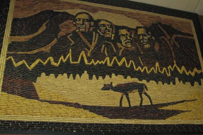 corn mosaic