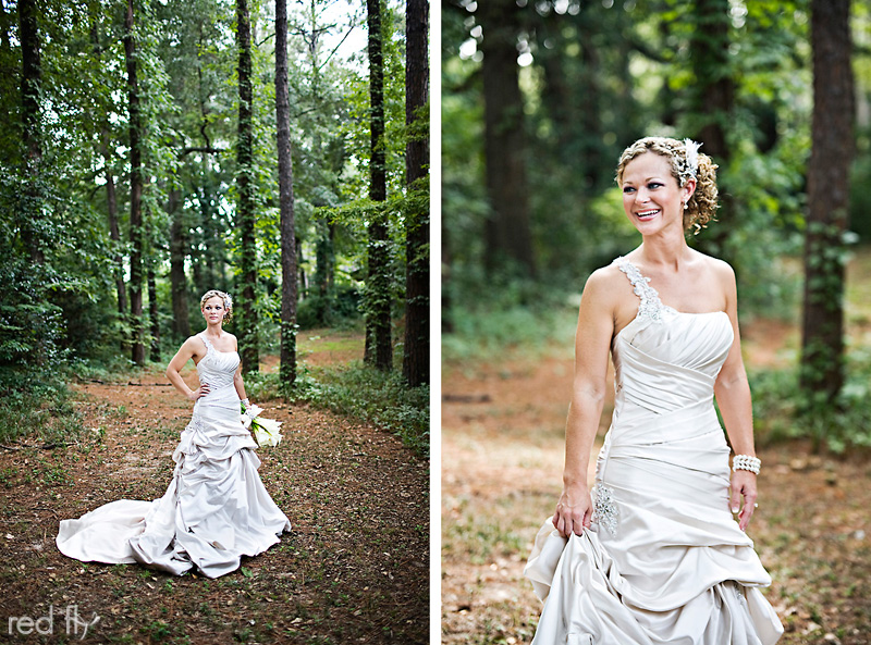 Laura jason albany ga wedding photography red for Wedding dresses albany ga