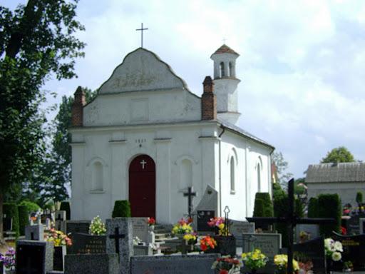 kaplica św. Rocha w Dalikowie