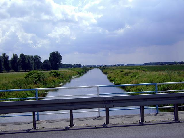 rzeka Ner, Gostków