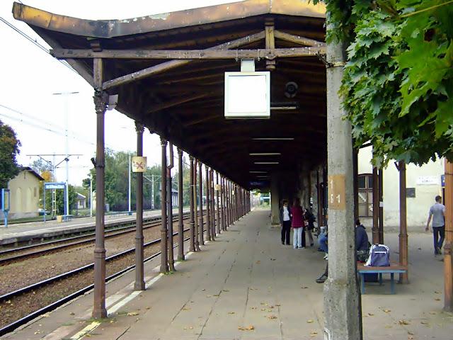 dworzec PKP w Piotrkowie Trybunalskim