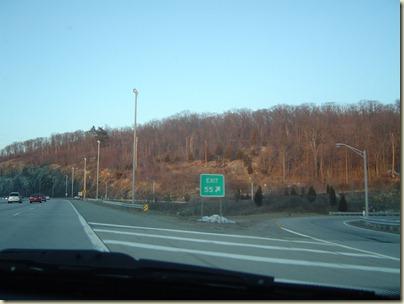NJ-Exit 55 on I287 N 2008-0323