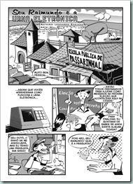 Seu Raimundo e a urna eletrônica Pg 01