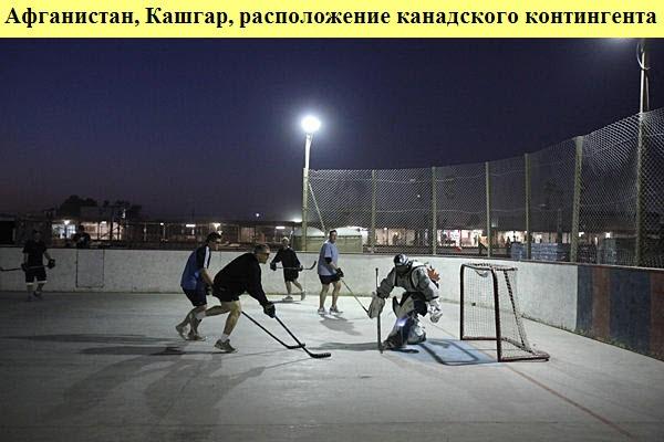 Хоккей в Канаде больше, чем хоккей