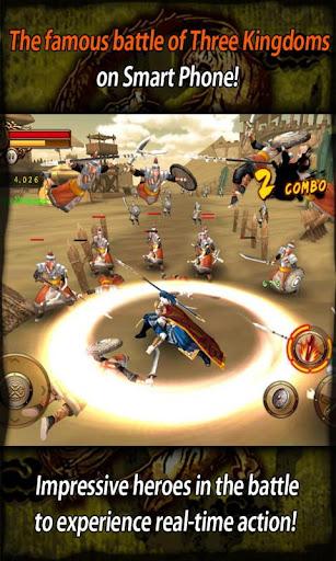 The Heroes of Three Kingdoms - screenshot