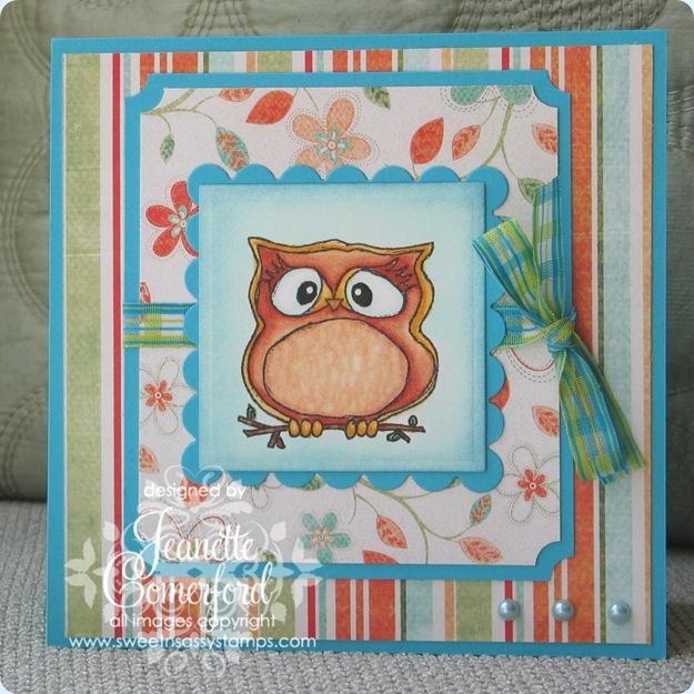 Blog Hop Owl - Page 079