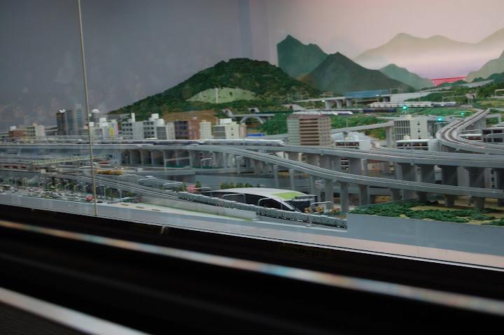 鉄道模型運転ショー
